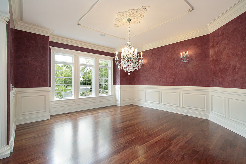 Image Result For Red Dining Room Walls