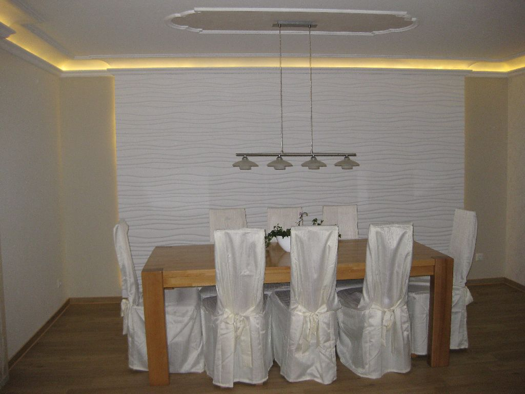 Indirekte Beleuchtung Mit Stuck Im Wohnzimmer Stuck Dekor Hardt Blog